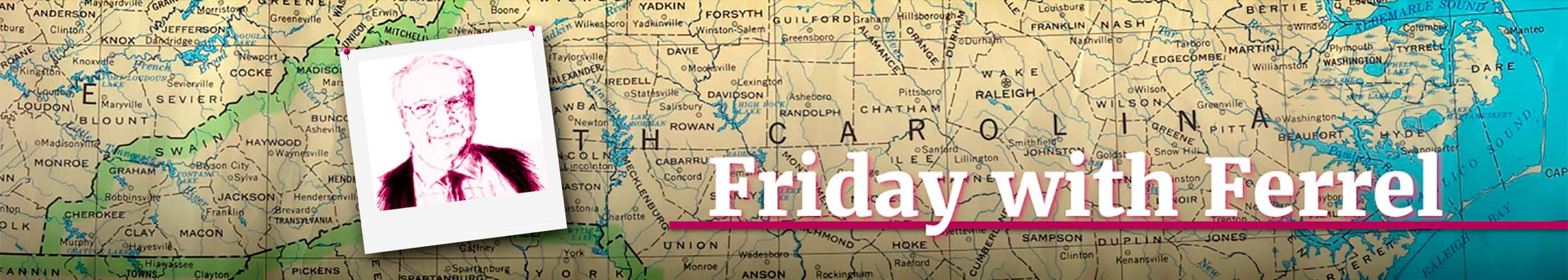 Friday with Ferrel: October 28, 2016