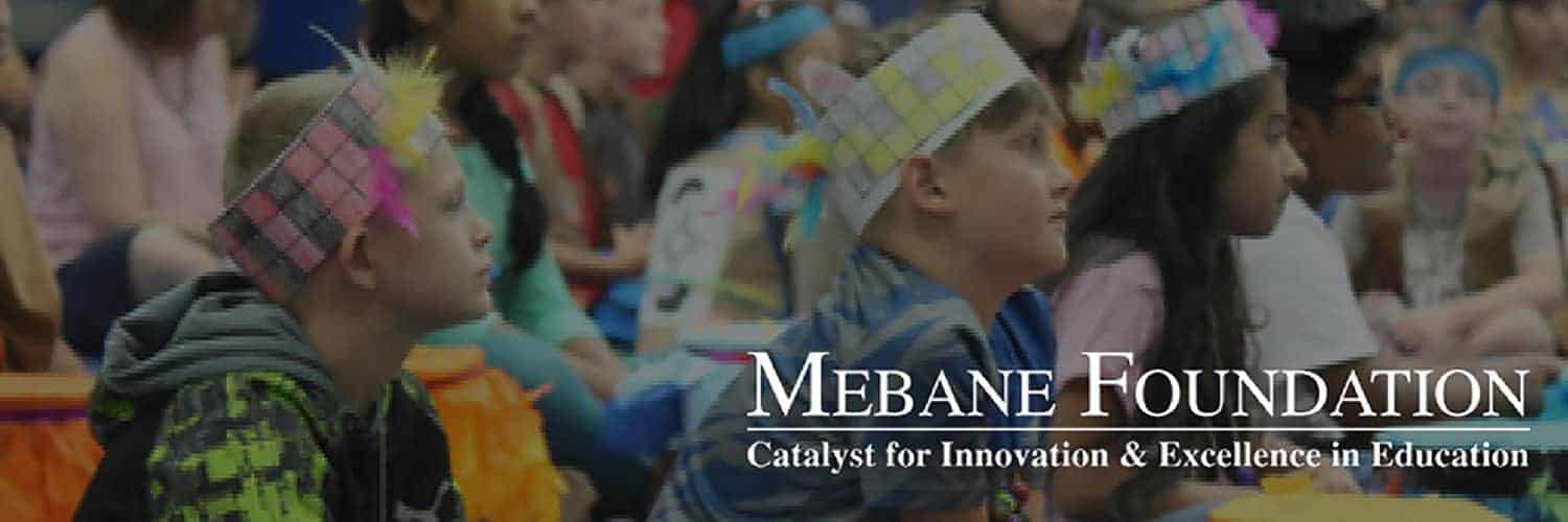 Mebane Foundation: May 16, 2019
